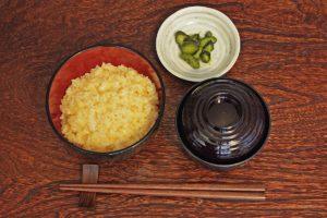 Matinée Repas traditionnel - zazen - initiation au comportement dans le zendo