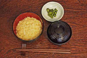 Matinée Repas traditionnel - zazen