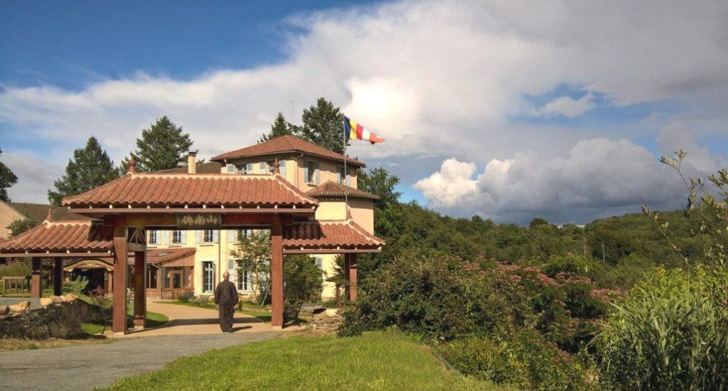 Monastère bouddhiste zen Kanshoji (France)