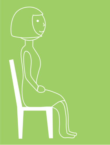 Comment faire zazen sur une chaise