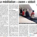 Article dans le journal La Capitale (groupe Sud Presse) du 6 février 2021